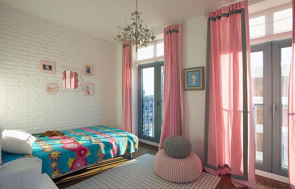 Apartament in Dnepr cu gradina verticala