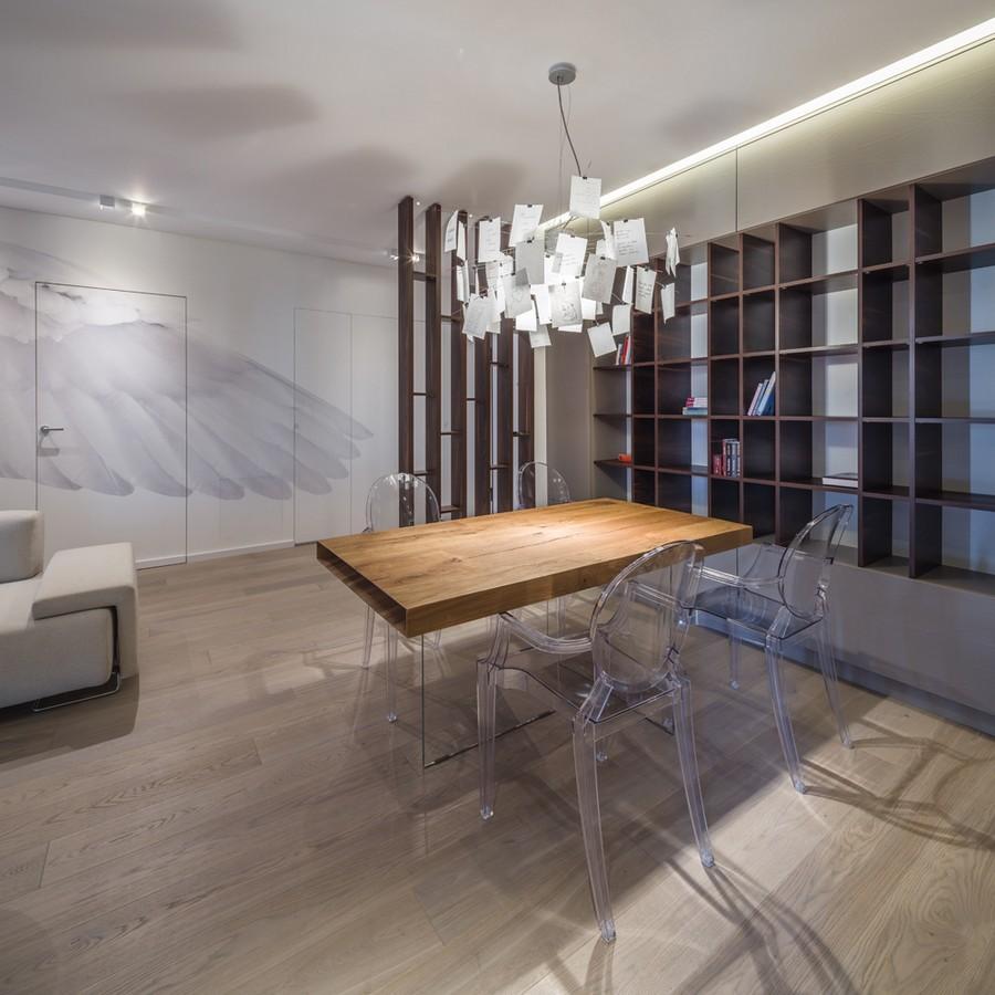 Apartament modern cu accente feminine in Bucuresti
