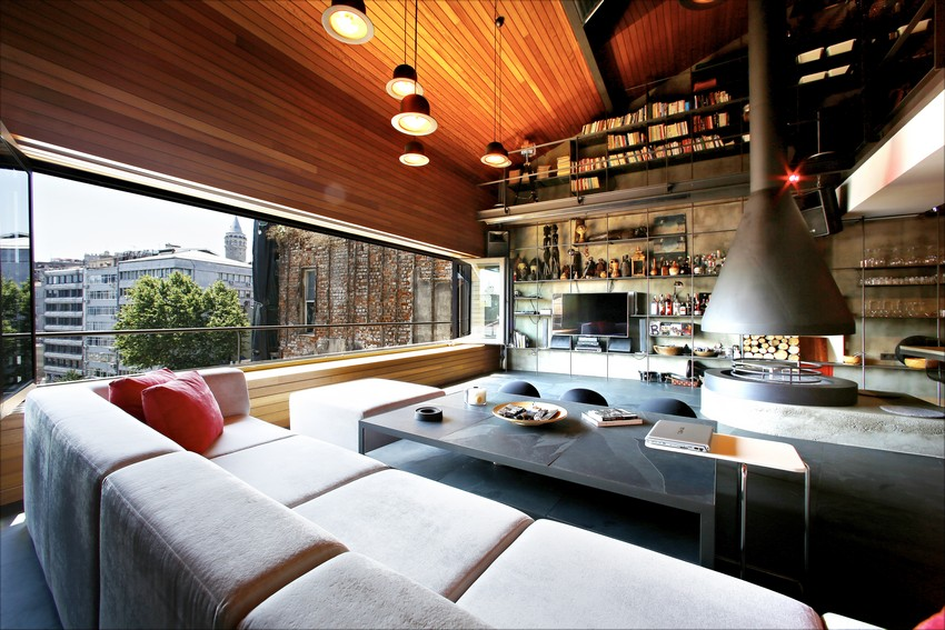 penthouse in istanbul