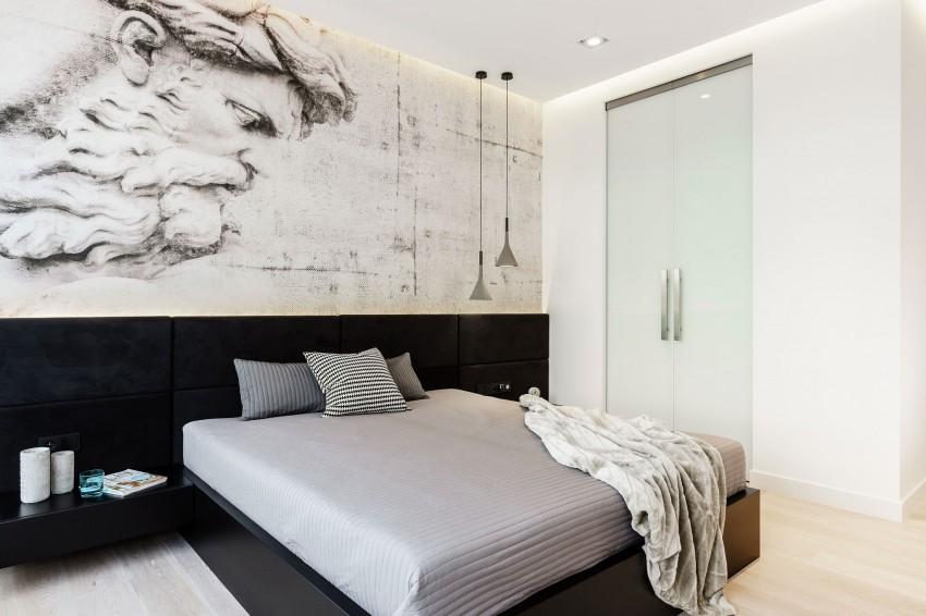 Amenajare interioara minimalista in Polonia