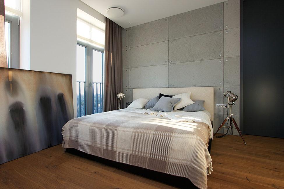 Apartament de familie cu gradini verticale
