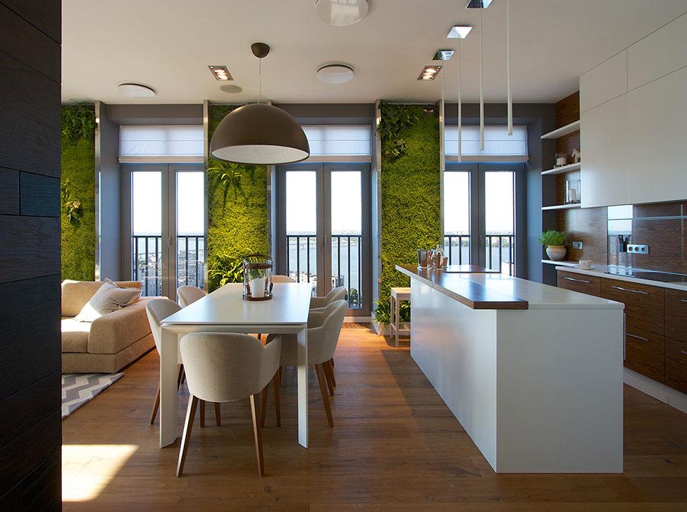 Apartament in Dnepr cu gradina verticala (25)