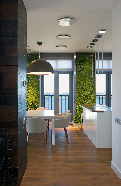 Apartament in Dnepr cu gradina verticala (27)