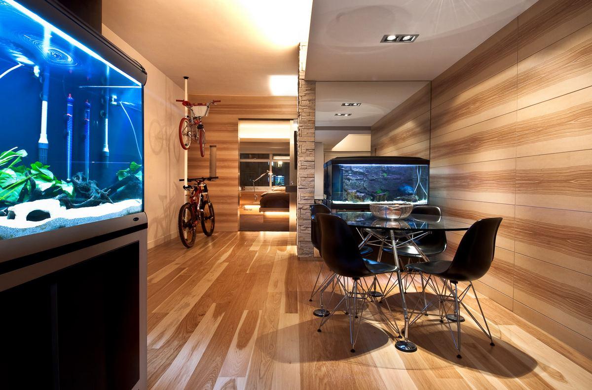 Arhitectura primitoare in apartament
