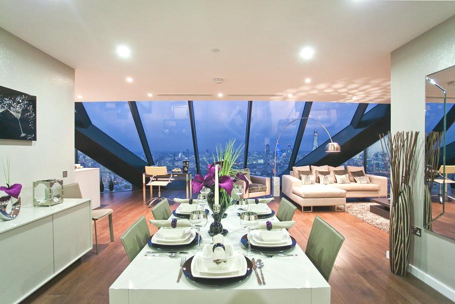 Penthouse de lux in Londra