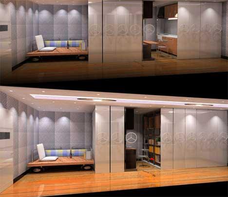 apartament mic dar flexibil